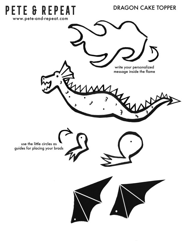 dragon-template